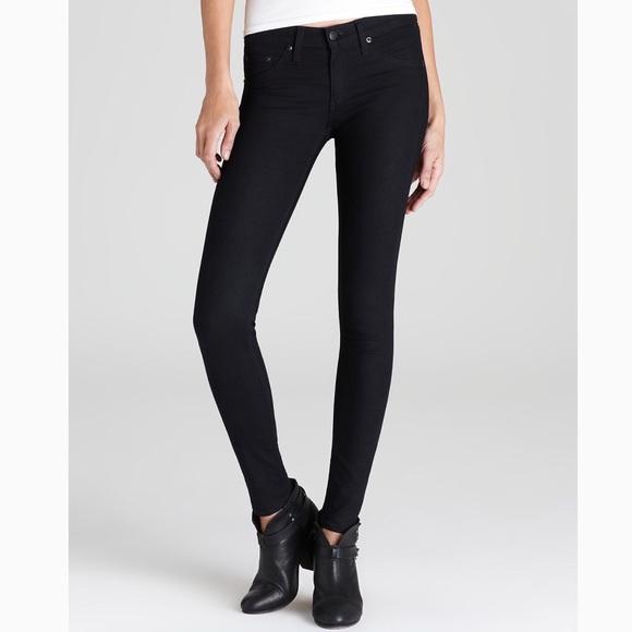 1557b69777197 rag & bone Jeans | Rag Bone Soft Jean Legging Midnight Wash | Poshmark